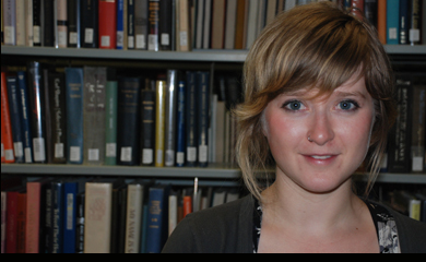 Allison Brown, Editor and Production Manager, Geneseo